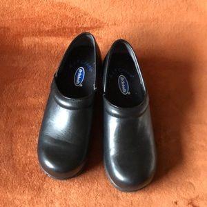 Dr Scholls Women Clogs size 7.5 M Black